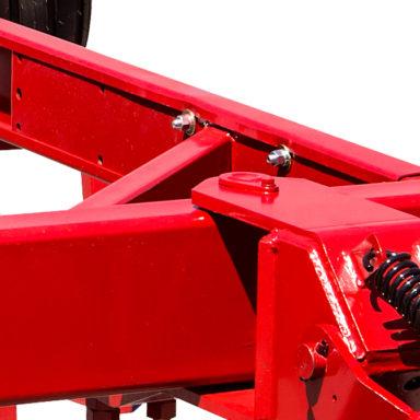 brackets to hook the wagon onto the farm wagon running gear