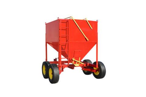 grain bins 1