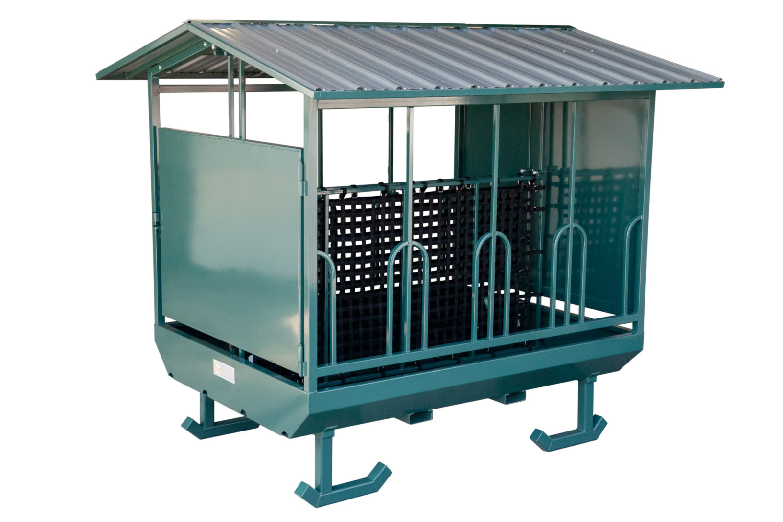 A horse feeder for sale from Farmco
