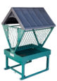 horse feeder for sale with roof 11