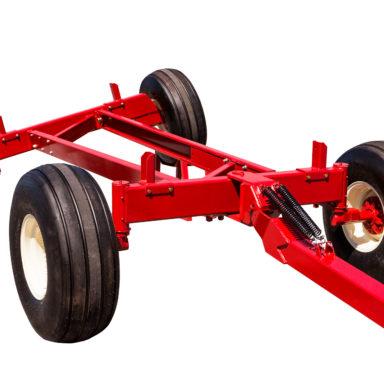 articulating wagon gear on wheels